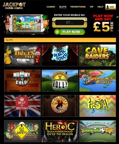 Trusted Smart Phone Slots