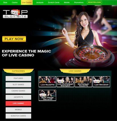 live casino bonus no deposit
