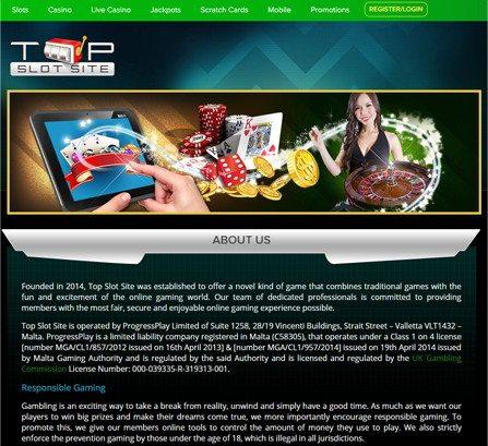 Progressive Slots Online Free