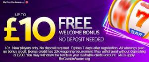 mFortune free bonus no deposit