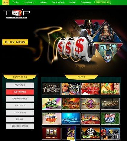Casino Games Glance