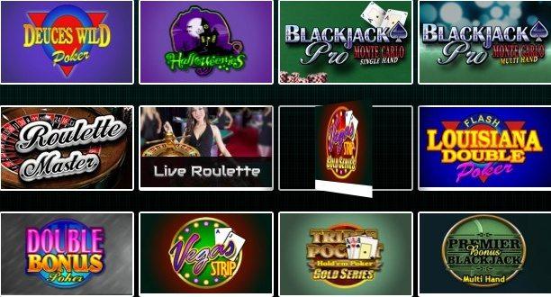 Poker Casino Roulette