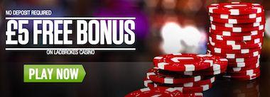Ladbrokes Casino Mobile Bonus no Deposit Promo Code
