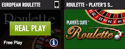 Ladbrokes Casino Mobile Roulette Free