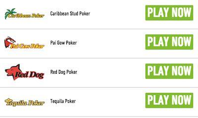 Ladbrokes Mobile Poker no Deposit