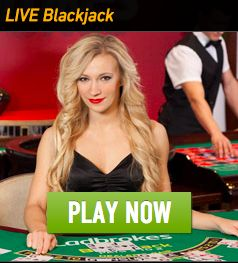 -Live Dealer Blackjack Online