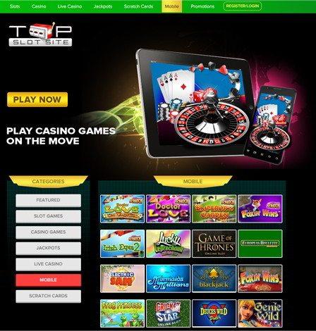 Top Paying Slot Games