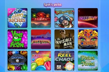 Casino and Slots AvailAble For Games