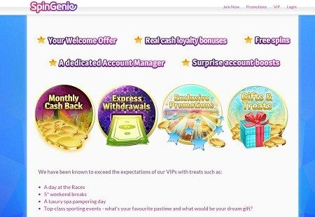 Slot Games Available