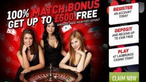 Online Blackjack free bonus