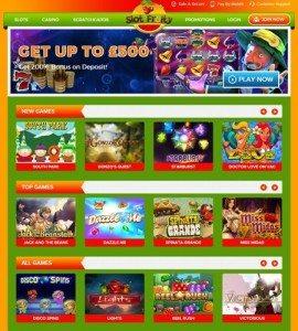 Slot Fruity Online