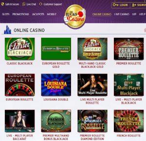 Mobile Slot Online Casino