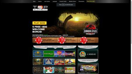 Online Play Slot Casino