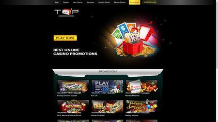 Top Slot Casino Online Play