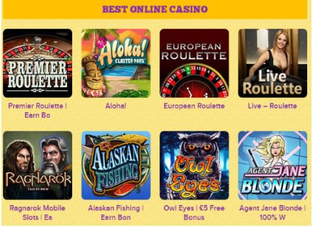 Best Online Casino Free Welcome Bonus