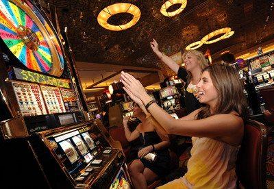 Slot machine Experiance