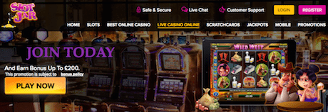 Free mobile casino app for android