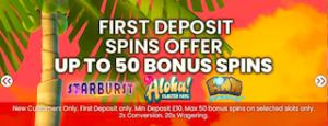 free spins slots bonus
