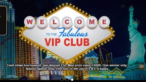 VIP Casino Offers